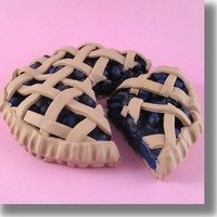 American Girl Doll Food Pie
