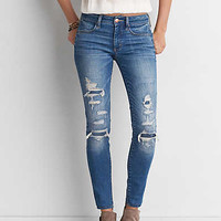 AEO Denim X Jegging, Aged Blue Traveller