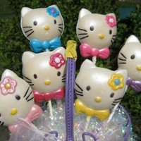 24Say Hello To My Sparkling Kitty Kat by DelightfulChocolates