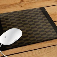 Tagre™ Louis Vuitton Bag Brown Mousepad | Aneend