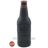 IBC Root Beer 12oz Glass Bottle