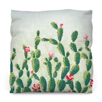 From the Desert Throw Pillow