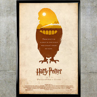 Harry Potter and the Philosopher's Stone 11x17 Movie Poster