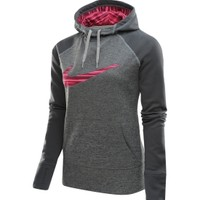Nike Women's Swoosh Out Printed Hoodie - Dick's Sporting Goods