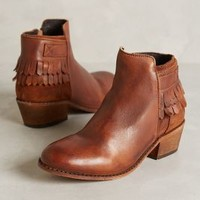 H by Hudson Core Booties Brown