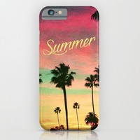 Summer iPhone & iPod Case by Simone Morana Cyla