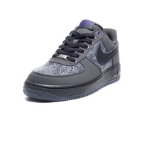 NIKE AIR FORCE 1 LOW - BLACK/SNAKE   Undefeated