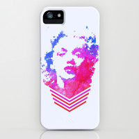 Norma Jean iPhone & iPod Case by Fimbis