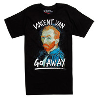 Vincent Van Go Away T-Shirt