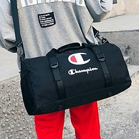 Champion New men's and women's travel bags Classic fashion printed messenger bag
