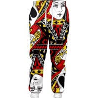 Queen of Spades Joggers