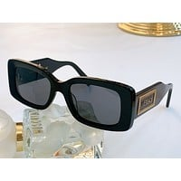 Versace Fashion Woman Summer Sun Shades Eyeglasses Glasses Sunglasses