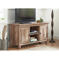 """Walmart: Better Homes and Gardens Crossmill Weathered Collection TV Stand for TVs up to 65"""", Lintel Oak"""