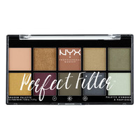 Perfect Filter Shadow Palette | NYX Professional Makeup