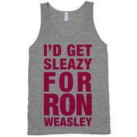 I'd Get Sleazy For Ron Weasley (Pink Tank) | LIVE FAST DRESS PRETTY