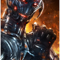 """Ultron"" by Casey Callender"