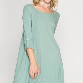 Swing into Style Dress (2 colors)