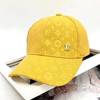 Louis Vuitton LV Woman Men Fashion Baseball Cap