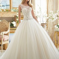 Wedding Dresses, Bridal Gowns, Wedding Gowns by Designer Morilee Dress Style 2884