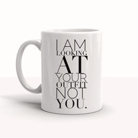 Kim Kardashian Stylish Phrase Typography Fashionista High Fashion Wedding Bridal Shower Ceramic Coffee Morning Mug