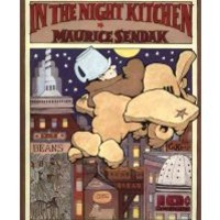 In the Night Kitchen (Paperback)
