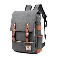 Dizhige Solid Canvas Backpacks For Women Al4080zbl