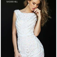 Sherri Hill 50528 Homecoming Dress 2016