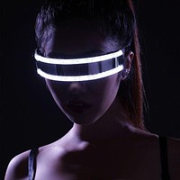 LED Light Up Sunglasses Band (6 Colors)