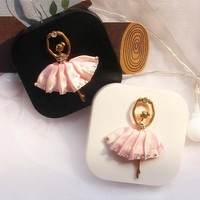 Cute Contact Lens Case Kit Travel Lens Box With Mirror Spectacle Case For Women Contact Lens Box Lenses Container