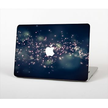 """The Dark & Glowing Sparks Skin Set for the Apple MacBook Air 11"""""""