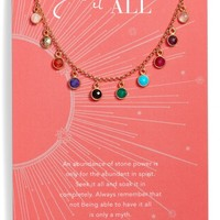 Dogeared Seek It All Pendant Necklace | Nordstrom