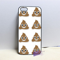 Emoji Poop Fashion Cell Phone Case For Iphone