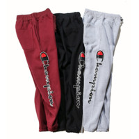 """ Champion "" Women Men leggings Movement trousers"