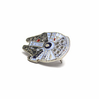 The 'Falcon' Hat Pin - For Fans of Star Wars