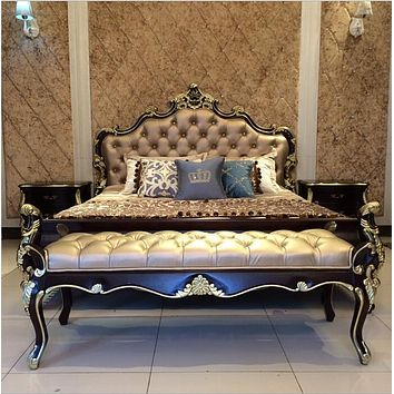 European Modern French Bedroom Furniture