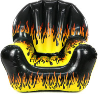 FLAME INFLATABLE CHAIR