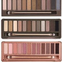 Free Shipping Nude/Smoky Eyeshadow