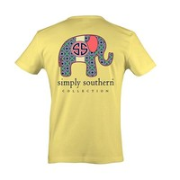 Palmetto Moon | Simply Southern Elephant T-shirt | Palmetto Moon