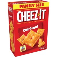 Cheez-It Original Baked Snack Crackers 21 oz. Box - Walmart.com