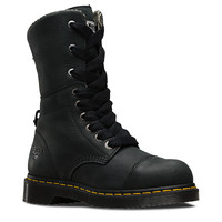 DR MARTENS WOMEN'S LEAH STEEL TOE