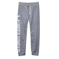 Under Armour Women's Favorite Fleece Boyfriend Pants