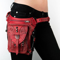 Bloody Penny Hip and Holster Bag