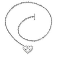 Heart Toggle Necklace | James Avery