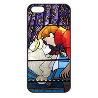 Sleeping Beauty Princess Design Hard Case Cover Skin for iphone 6 case iphone 6plus iphone 5 5s 4 4s iphone 5c Samsung Galaxy S5 S3 S4 note 2 note3 note4 (Case for iPhone 5/5s(Black Hard))