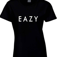 G Eazy Title Just Eazy Womens T Shirt