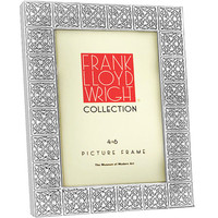 Frank Lloyd Wright Luxfer Prism Picture Frame