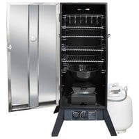 Outdoor Vertical Propane Smoker