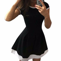 Casual Bodycon Vintage Dresses