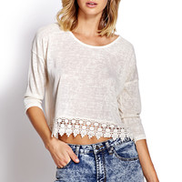 Dainty Slub Knit Top