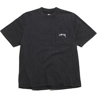 Big Stock Crew Shirt Black